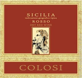 Terre Siciliane Rosso Colossi
